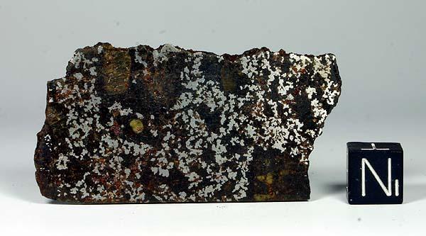沃森,加州大学洛杉矶分校):fa28橄榄石,低钙辉石,fs21-39wo1.14.